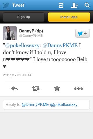 DannyP's Reply